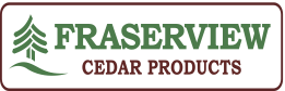 Fraserview Cedar Products Ltd. Logo