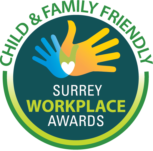 Surrey Child & Family Friendly Workplace Awards