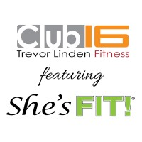 Club16 Trevor Linden Fitness featuring She's FIT!